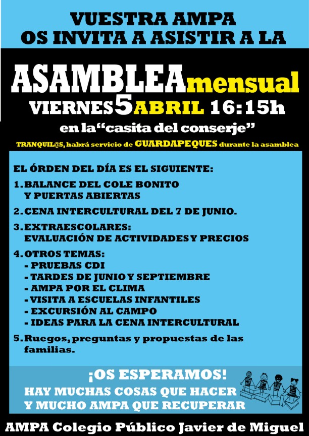 Asamblea ABR 2019